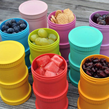 Re-Play Recycled Snack Stack Containers - Food Containers - After Organic - Naiise