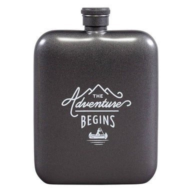 The Gentlemen's Hardware - Hip Flask - Travel Accessories - The Planet Collection - Naiise
