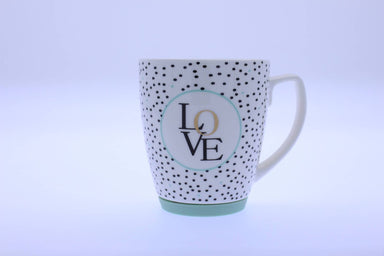 Royal Spade - Gold Decal With Love Mug - Mugs - The Planet Collection - Naiise