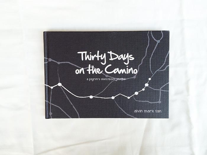 30 Days On The Camino - 2nd Edition - Fiction Books - Math Paper Press - Naiise