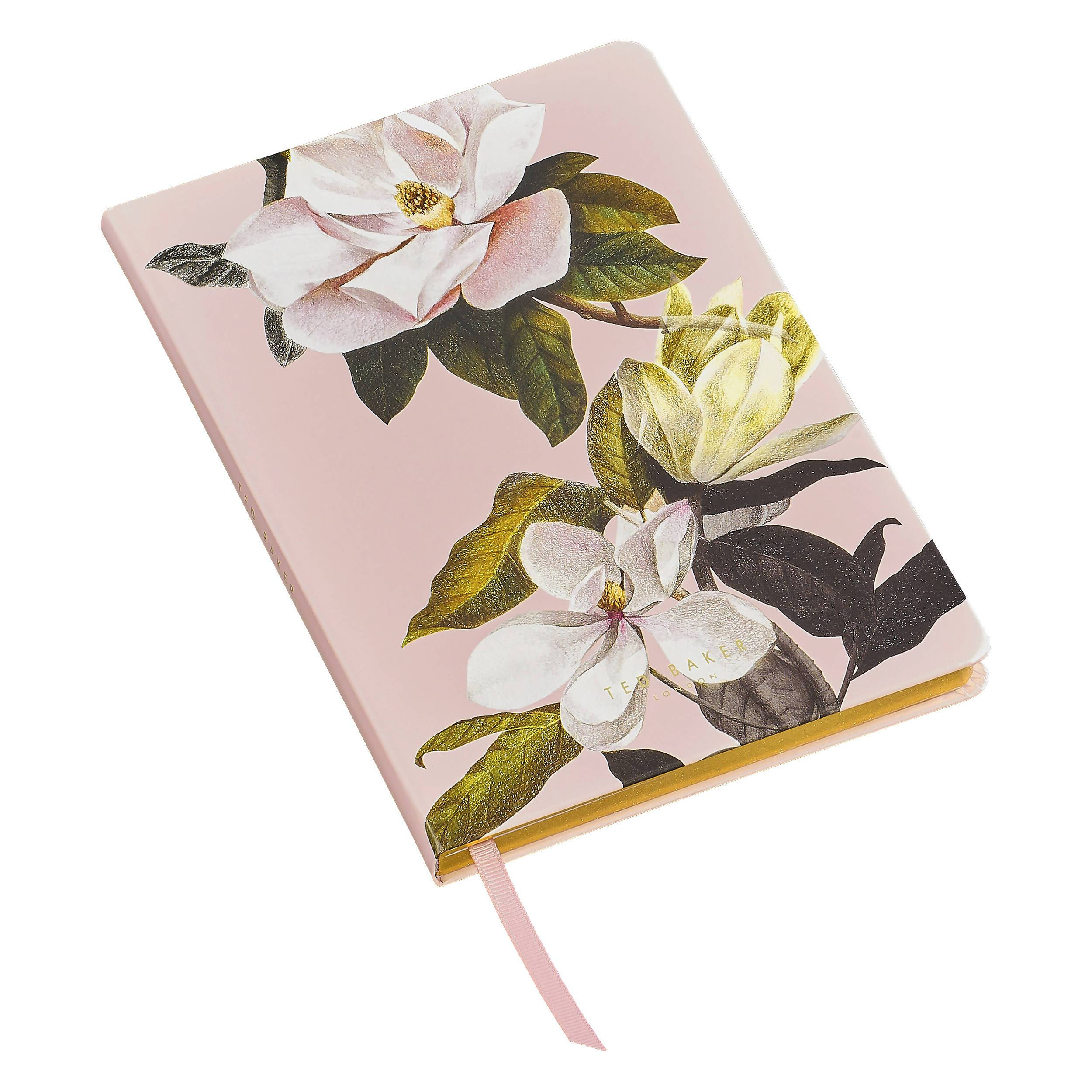 Ted Baker - A5 Notebook, Pink Opal - Notebooks - The Planet Collection - Naiise