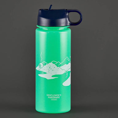 The Gentlemen's Hardware - Glow In The Dark 700ml Size (Water Bottle) - Water Bottles - The Planet Collection - Naiise