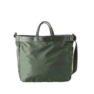 ITHINKSO Weekender 2Way Pack Khaki - Tote Bags - Iluvo - Naiise
