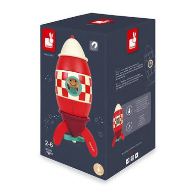 Super Rocket Magnet Kit - Kids Toys - The Children's Showcase - Naiise