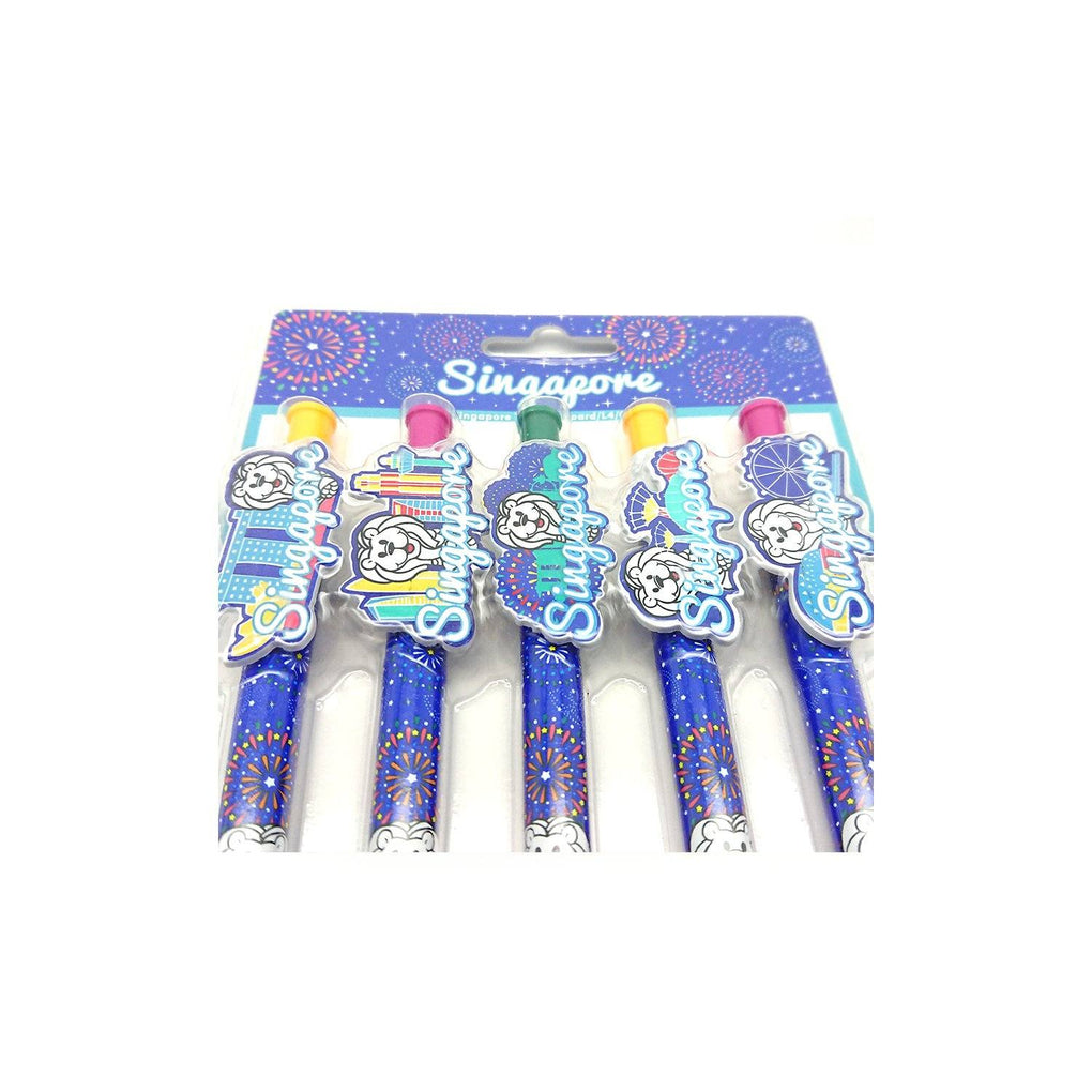 5-In-1 SG Fireworks Pens Local Pens Guardian Angel