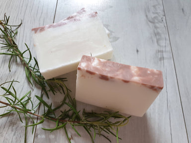 Bath Soap - Goatmilk Honey Rosemary Lavender - Soaps - Alletsoap - Naiise
