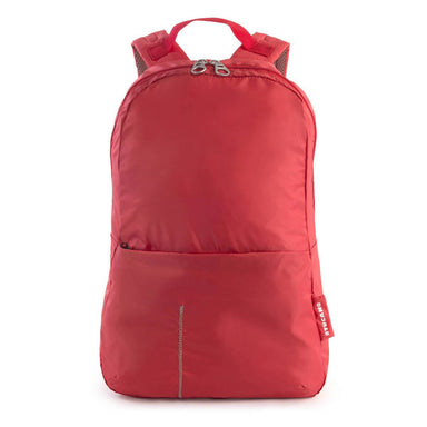Compact Foldable Backpack Red / Green - New Arrivals - Zigzagme - Naiise