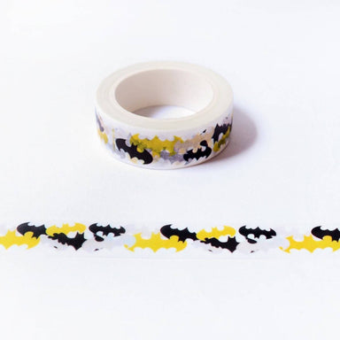 Batman logo Washi Tape Washi Tapes Ok Can Lah