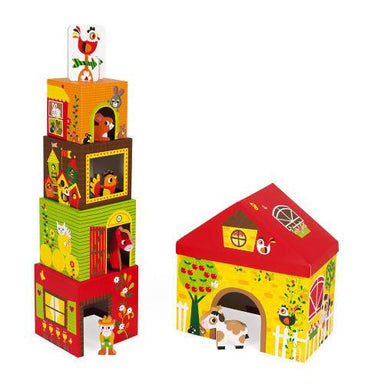 Multikub Farm - Kids Toys - The Children's Showcase - Naiise