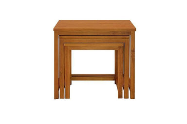 ENKEL Nesting Table - Side Table - Scanteak - Naiise