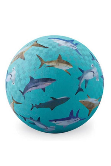 "Crocodile Creek Playball 7"" - Sharks - Kids Toys - The Children's Showcase - Naiise"