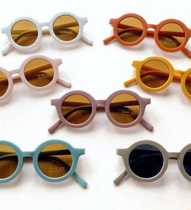 Grech & Co Sustainable Kids Sunglasses - Kids Sunglasses - Little Happy Haus - Naiise