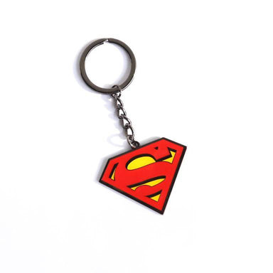 Superman Glow Enamel Keychain - Keychains - Ok Can Lah - Naiise