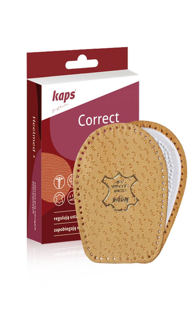 KAPS Correct Inserts (Made In Europe) - Women Shoes - Si Quattro - Naiise