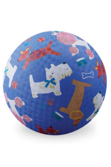 "Crocodile Creek Playball 5"" - Dogs - Kids Toys - The Children's Showcase - Naiise"