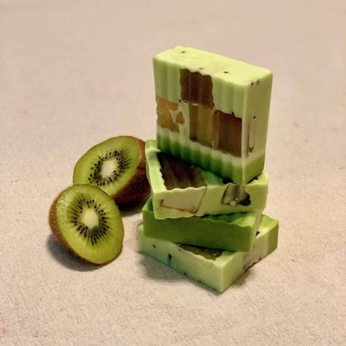 Kiwi Smoothie Bar Soap - Soaps - Escential The Body Tonic - Naiise