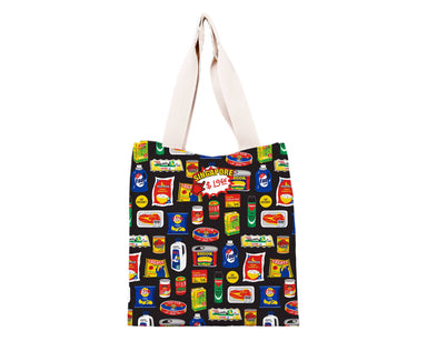 SG Supermarket Shopping Bag Local Tote Bags Chalo