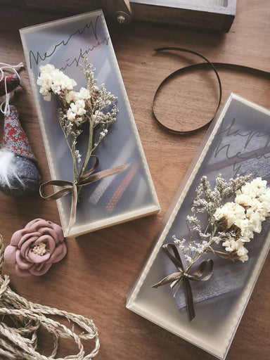Gift Wrapping Box (Perfect for 1 Tie) - Gift Boxes - Tuesday Evening - Naiise