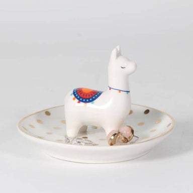 Llama Ring Holder - Jewellery Holders - The Planet Collection - Naiise