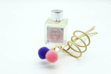 Reed Diffuser - Girl's Pom Pom (Pink Lady) - Diffusers - The Planet Collection - Naiise