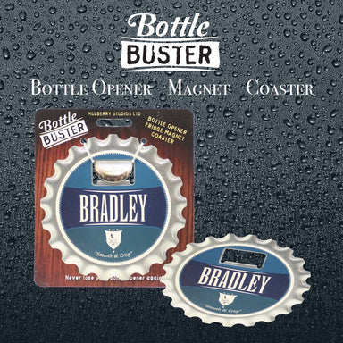 BOTTLE BUSTER - Best Bottle Opener : Bradley - Bottle Openers - La Belle Collection - Naiise