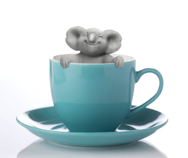 Fred Koala Tea Infuser - Tea Infusers - The Planet Collection - Naiise