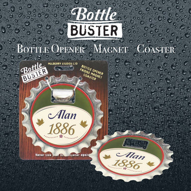 BOTTLE BUSTER - Best Bottle Opener : Alan - Bottle Openers - La Belle Collection - Naiise