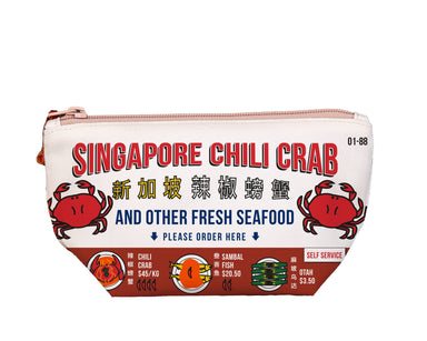 SG Chili Crab Medium Pouch - Local Pouches - Chalo - Naiise