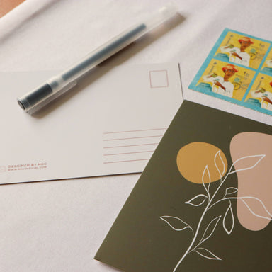 Let's Beleaf Card - Postcards - Nails & Good Company - Naiise
