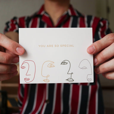 You Are So Special Card - Postcards - Nails & Good Company - Naiise