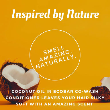 Ecobar Co-Wash Conditioner Bar - Conditioner - Ecobar SG - Naiise