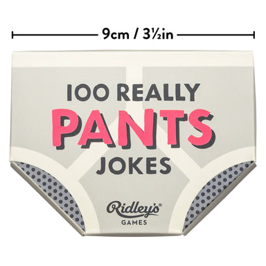 Ridley's 100 Pants Jokes UK - Card Games - The Planet Collection - Naiise