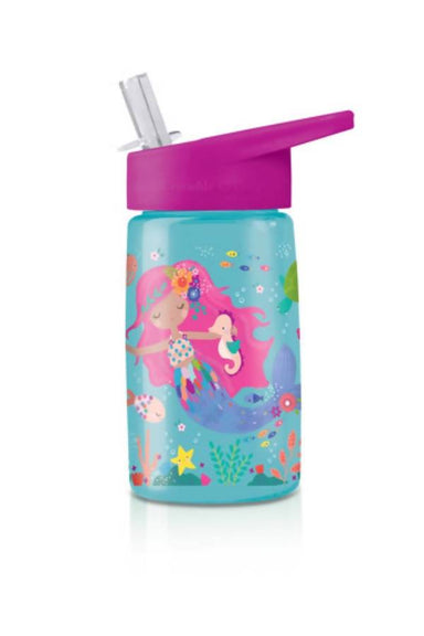Crocodile Creek Tritan Bottle - Mermaids - Kids Bottles - The Children's Showcase - Naiise
