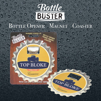 BOTTLE BUSTER - Best Bottle Opener : Top Bloke - Bottle Openers - La Belle Collection - Naiise