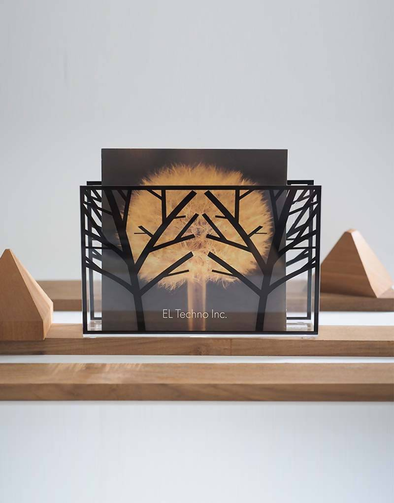 Klear - Mini Autumn Letter Rack - Desk Organisation - The Planet Collection - Naiise