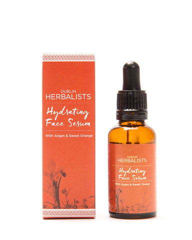 Dublin Herbalists - Hydrating Face Serum - Face Serums - A GOOD POTION COMPANY - Naiise