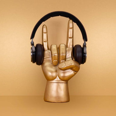 Rock On Headphone Stand Tech Organisers The Planet Collection