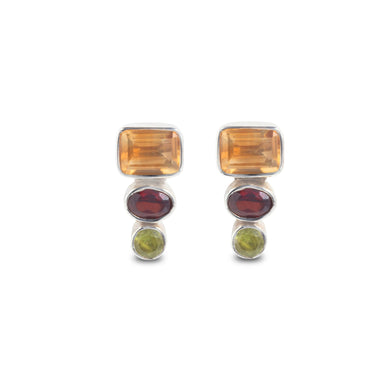 Traffic Light Earrings Earring Studs Salalo Amot