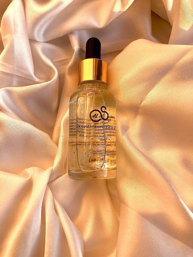 24K Gold Intensive Eye Serum Skin Care Al's Beauty