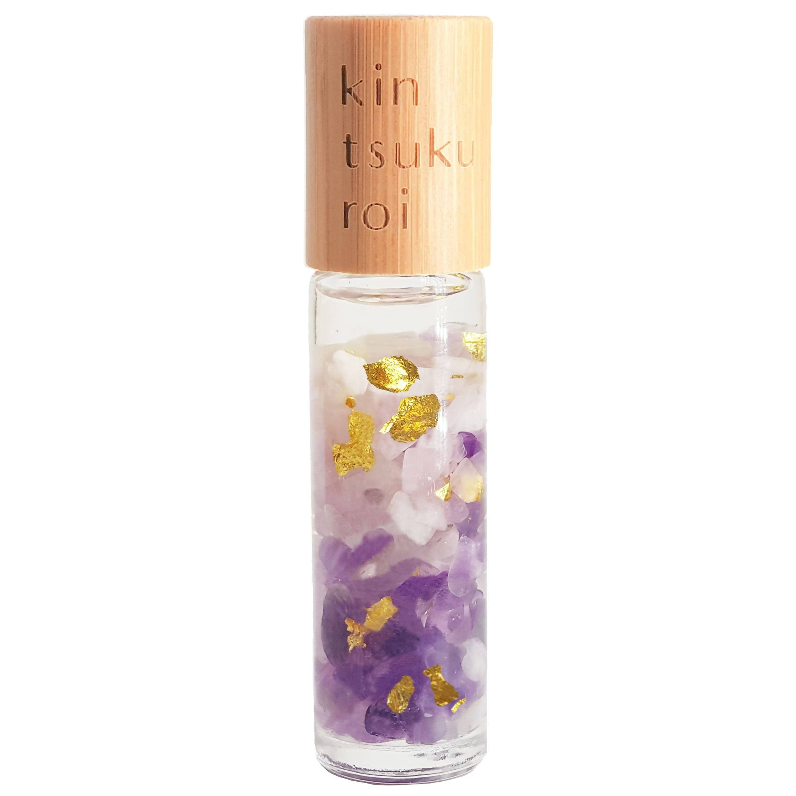 Solitude | Reflection Crystal Oil - Essential Oil Roll-Ons - Kintsukuroi Studio - Naiise