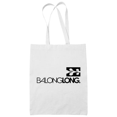 Balonglong Cotton Tote Bag Local Tote Bags Wet Tee Shirt / Uncle Ahn T / Heng Tee Shirt / KaoBeiKing White Cotton 48cm x 33cm