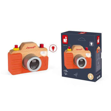 Sound Camera Wooden Toy - Kids Toys - The Children's Showcase - Naiise