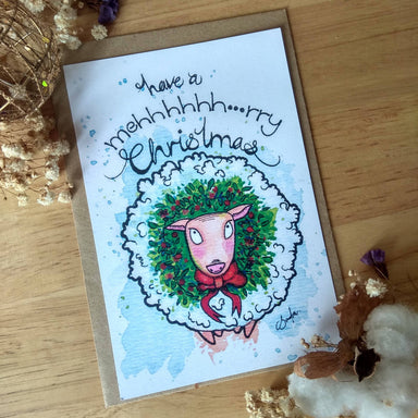Adorable Christmas Cards - Christmas Cards - Piranhadogg - Naiise