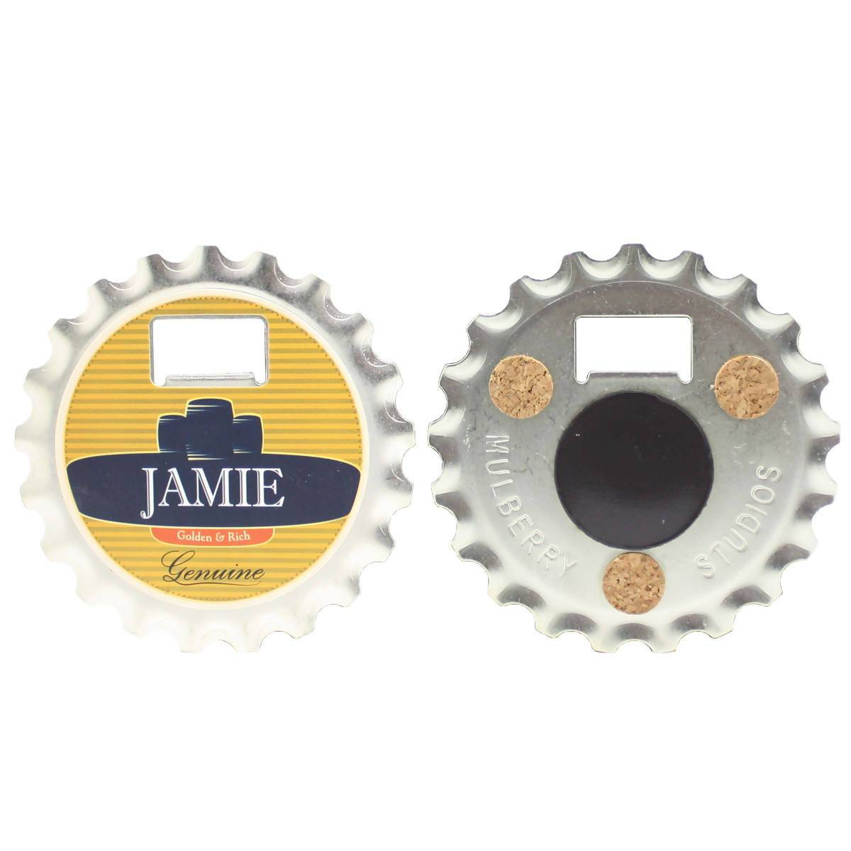 BOTTLE BUSTER - Best Bottle Opener : Jamie - Bottle Openers - La Belle Collection - Naiise