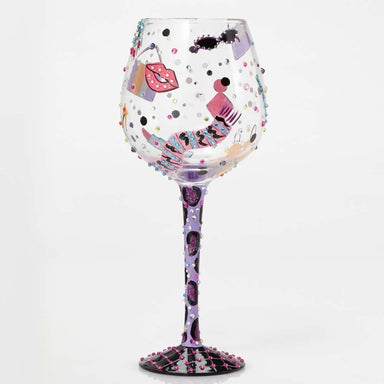 Lolita - Shopaholic 3 Wine Glass - Wine Glass - The Planet Collection - Naiise