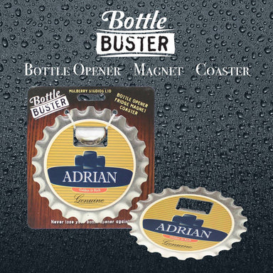 BOTTLE BUSTER - Best Bottle Opener : Adrian - Bottle Openers - La Belle Collection - Naiise