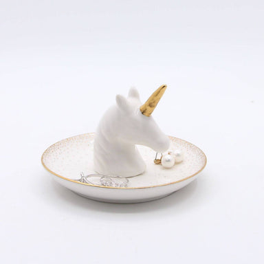 Unicorn Ring Holder - Jewellery Holders - The Planet Collection - Naiise