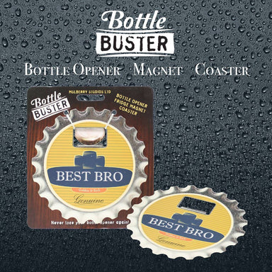 BOTTLE BUSTER - Best Bottle Opener : Best Bro - Bottle Openers - La Belle Collection - Naiise