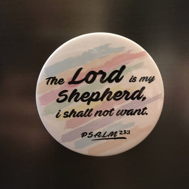 Magnet - The Lord is my shepherd - Local Magnets - The Super Blessed - Naiise