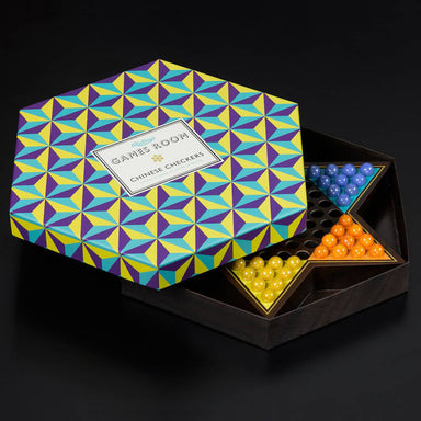 Ridley's Chinese Checkers - Board Games - The Planet Collection - Naiise